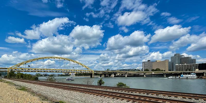 Ft Pitt Bridge