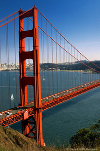 © 2009 Colleen M. Griffith. Golden Gate Bridge, San Francisco