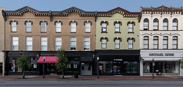 Broughton Street Store Fronts
