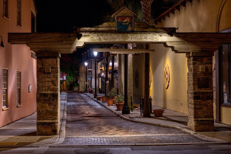 Aviles Street-