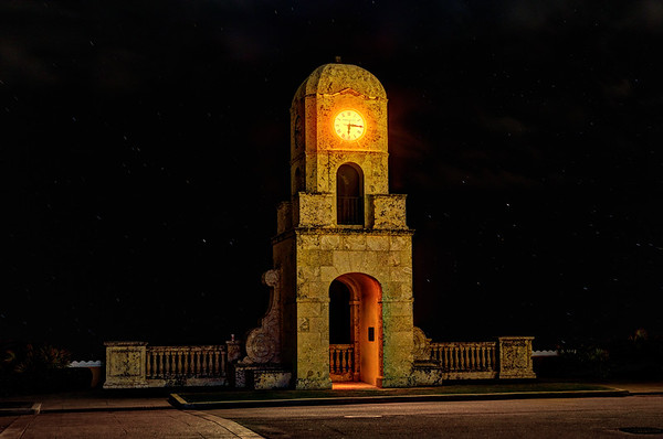Palm Beach Clock Tower-2