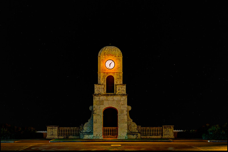 Palm Beach Clock Tower-3