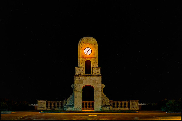 Palm Beach Clock Tower-3
