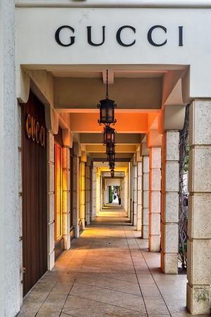 Gucci Walkway