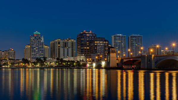 West Palm Nightscape