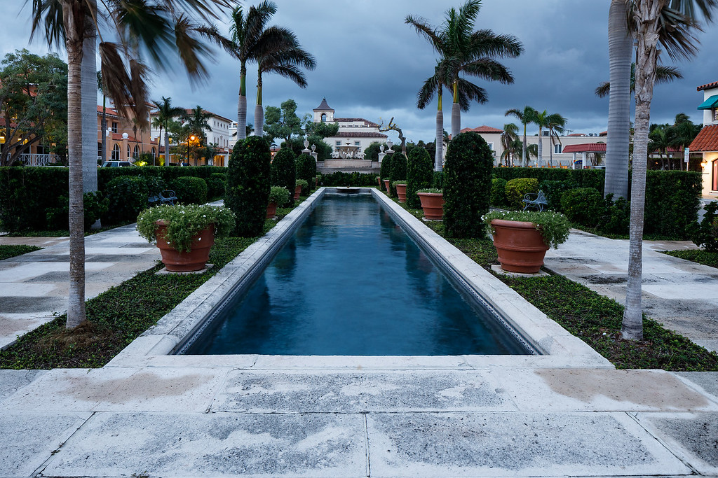 Palm Beach Memorial Fountain Park
