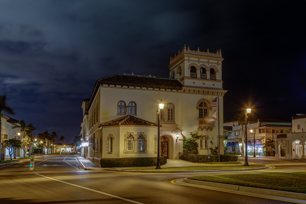 Palm Beach Historic Town Hall