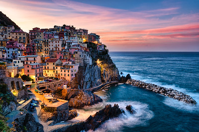 Manarola at Dawn