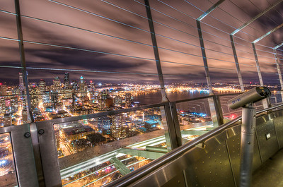 Space Needle- Seattle, WA
