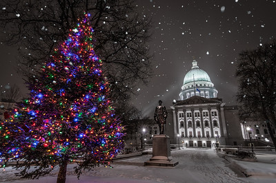 Christmas in Madison