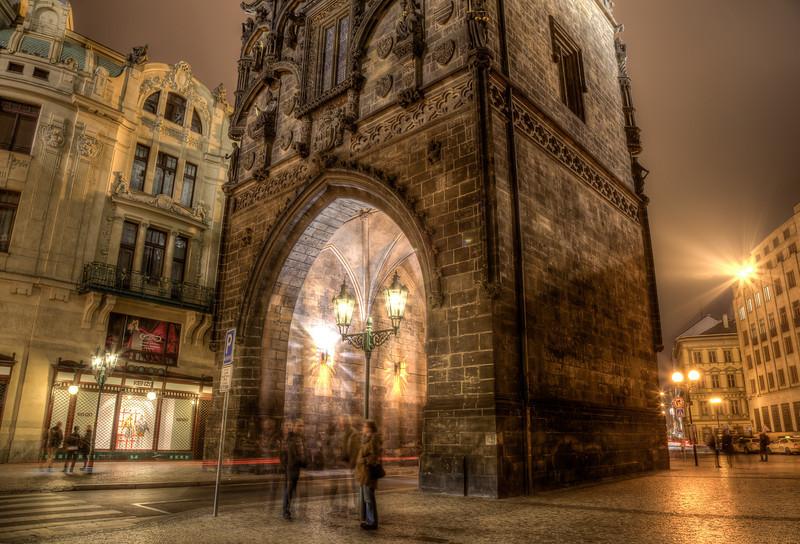 Meet Me At The Tower  Prague, Czech Republic