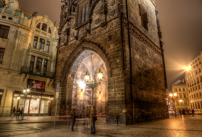 Meet Me At The Tower  Prague, Czech Republic