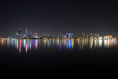 Perth Reflection