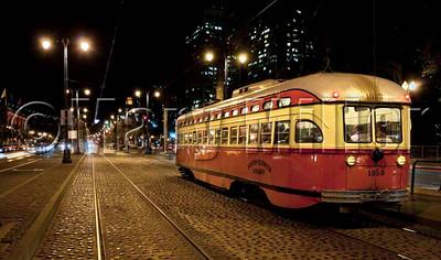 Embarcadero Street Car