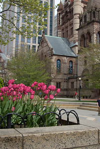 Copley Square Boston, MA