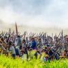 Confederates Moving Forward