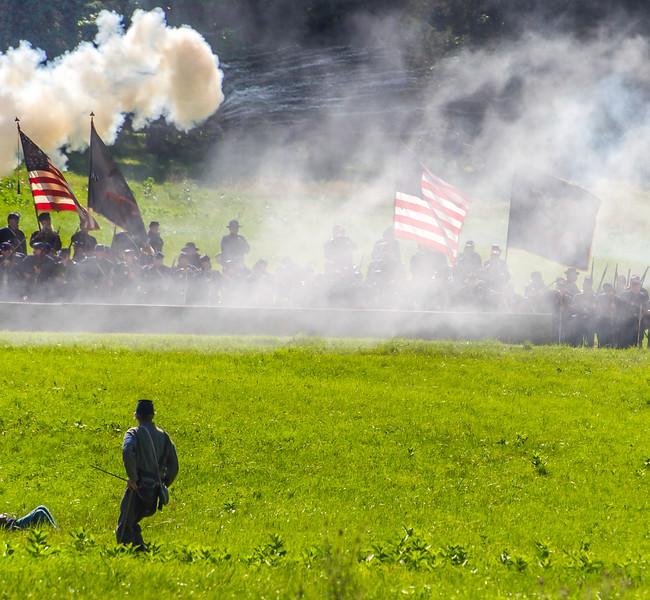 Confederate Skirmisher