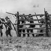 Pickett's Men at the Fence