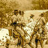 Confederate Mounted Cavalry
