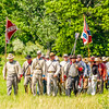 Confederate Renforcements Arrive