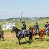 Union Cavalry Regroup