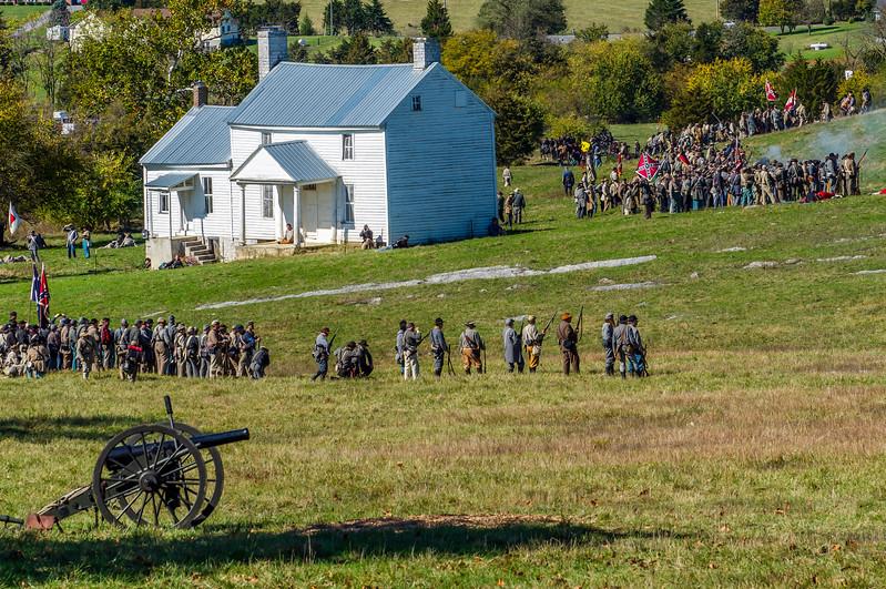 Confederate Attack