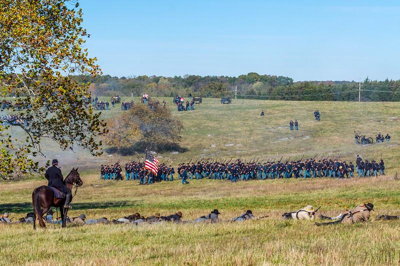 Confederate Skirmishers