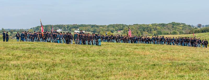 Federals Prepare for a Fight