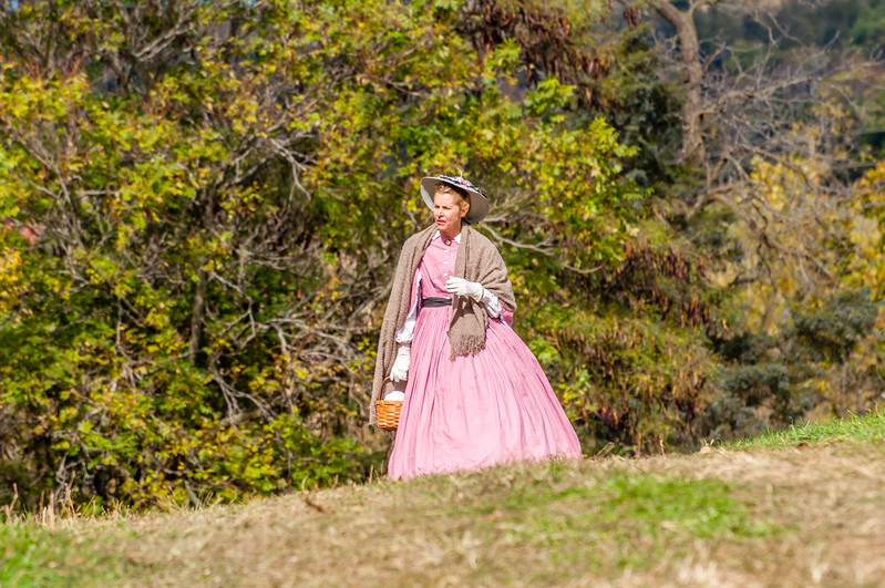 Confederate Woman