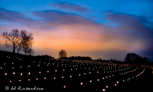 Night of the Luminaries, Antietam