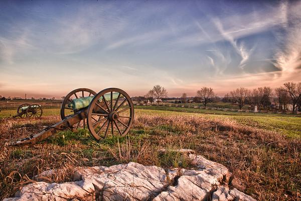 Sunrise at Antietam
