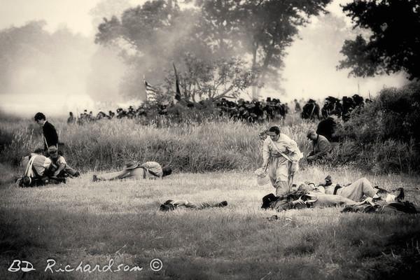 150th Anniversary Reenactment-4