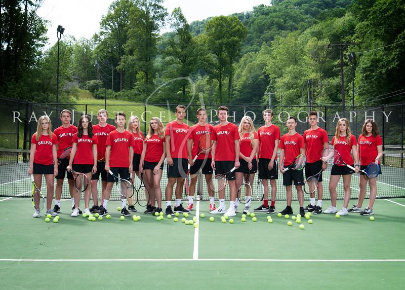 BHS Tennis 2018