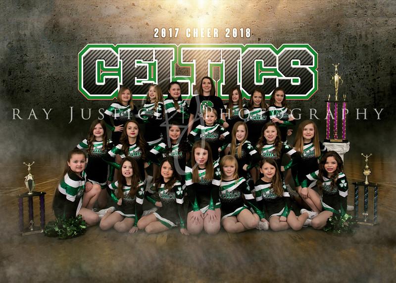 Celtics Cheer