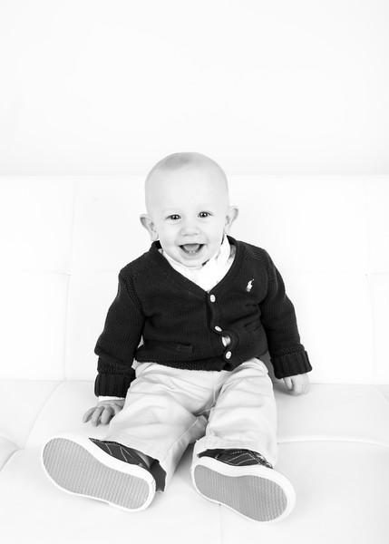 David 8 Months