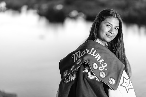 Justina's Senior Photos 2017