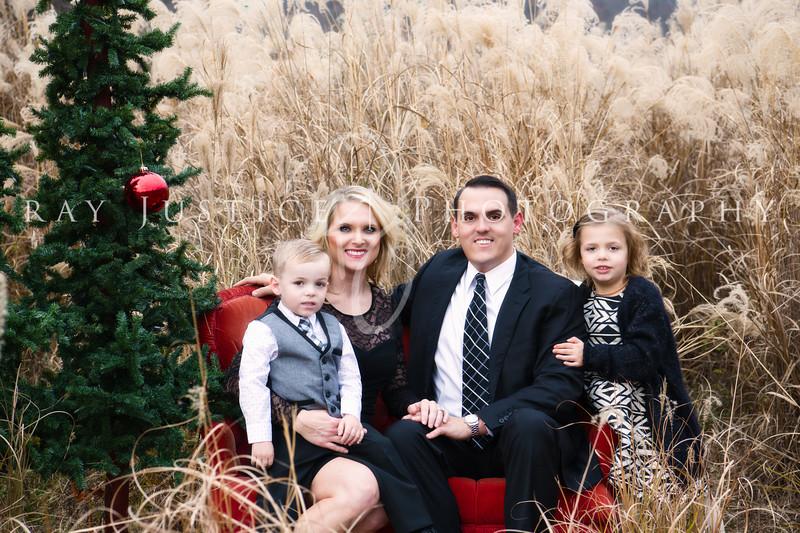 Justin & Tish Marcum and Family