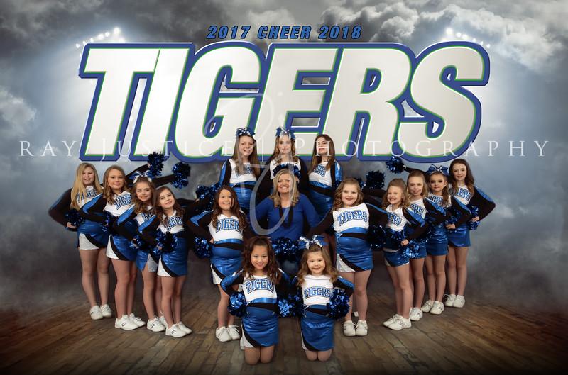 Tigers Cheer