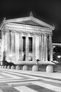 Greek Perspective of Art Museum, Penn Presbyterian Center for Advance Care