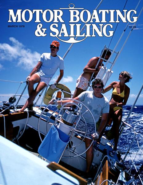 Motor Boating & Sailing