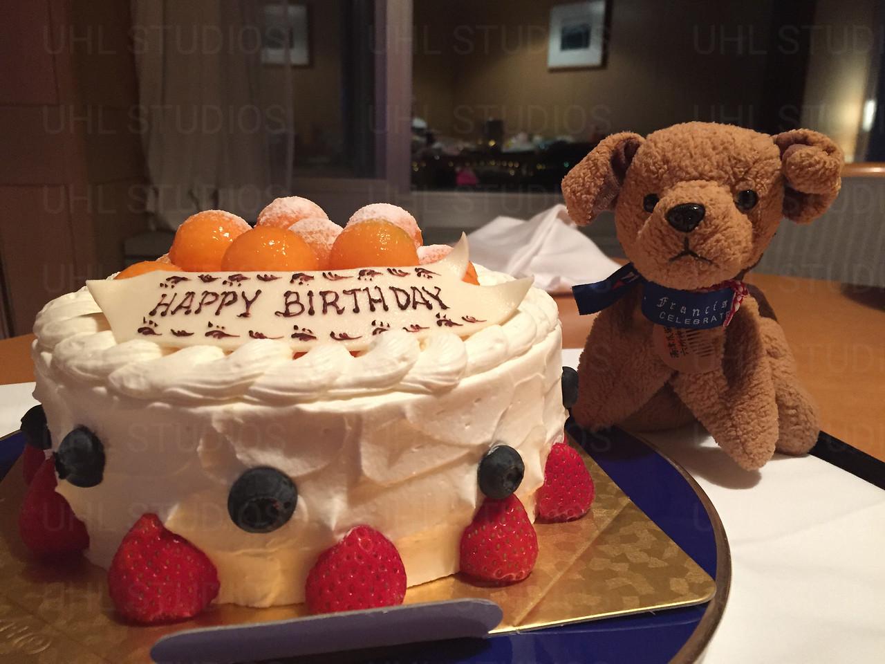 Kai Birthday Cake