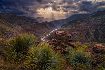 Salt River Canyon, Arizona 03/15