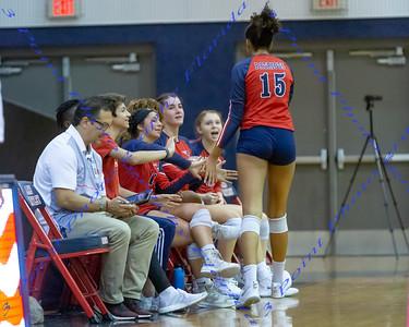 LBHS V Volleyball vs LMHS - Sept 19, 2019