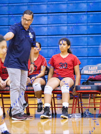 LBHS JV Volleyball vs Hagerty - Aug 20, 2019