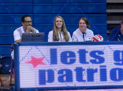 LBHS FR Volleyball vs LMHS - Sept 19, 2019