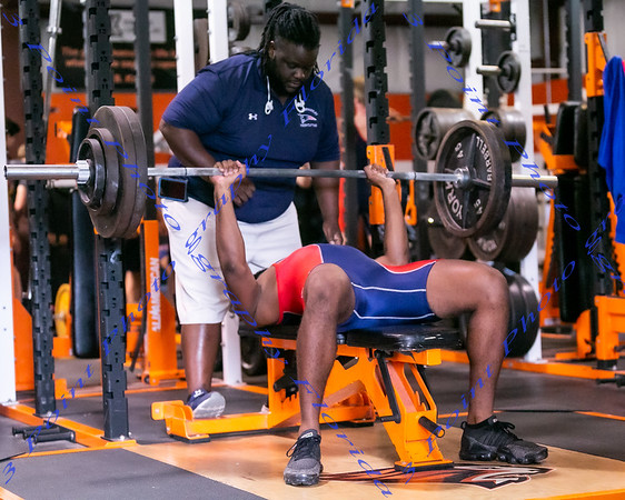 LBHS Lifting vs Oviedo - Mar 11, 2020