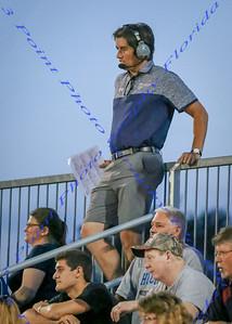 LBHS Varsity Football vs. Spruce Creek High School August 19, 2016, at Spruce Creek, Away,