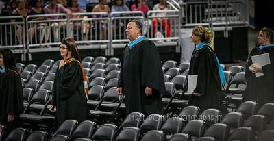LBHS Graduation at the Amway - May 22, 2018
