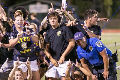 LBHS PowderPuff Football - Sept 17, 2018