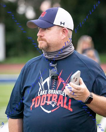 LBHS JV Football vs Lake Howell - Oct 1, 2020
